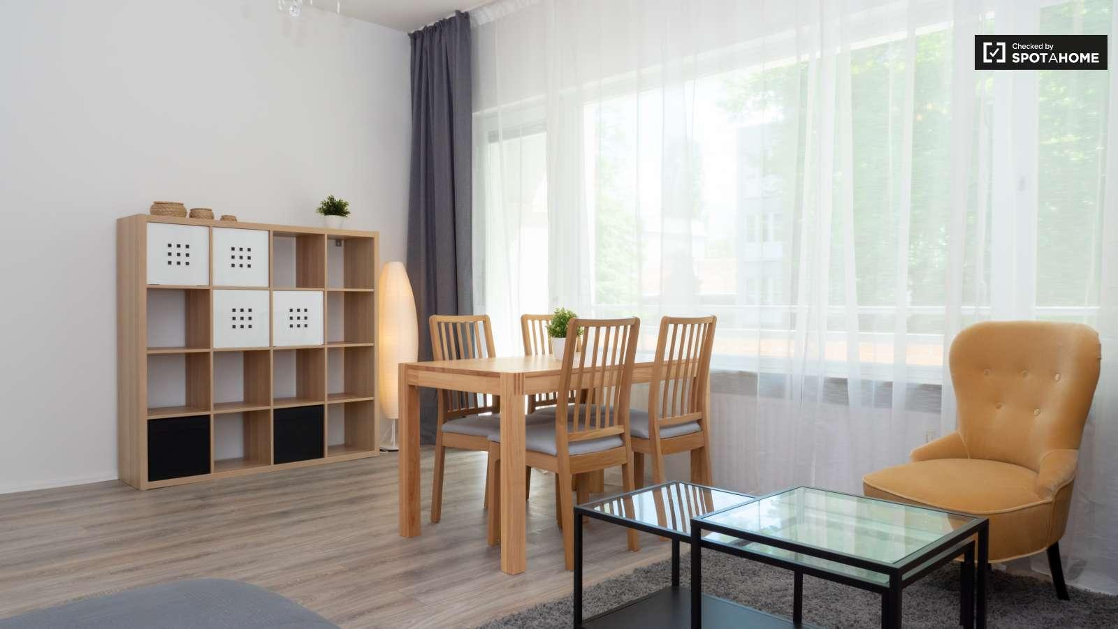 Chic Studio Apartment For Rent In Reinickendorf Berlin Ref