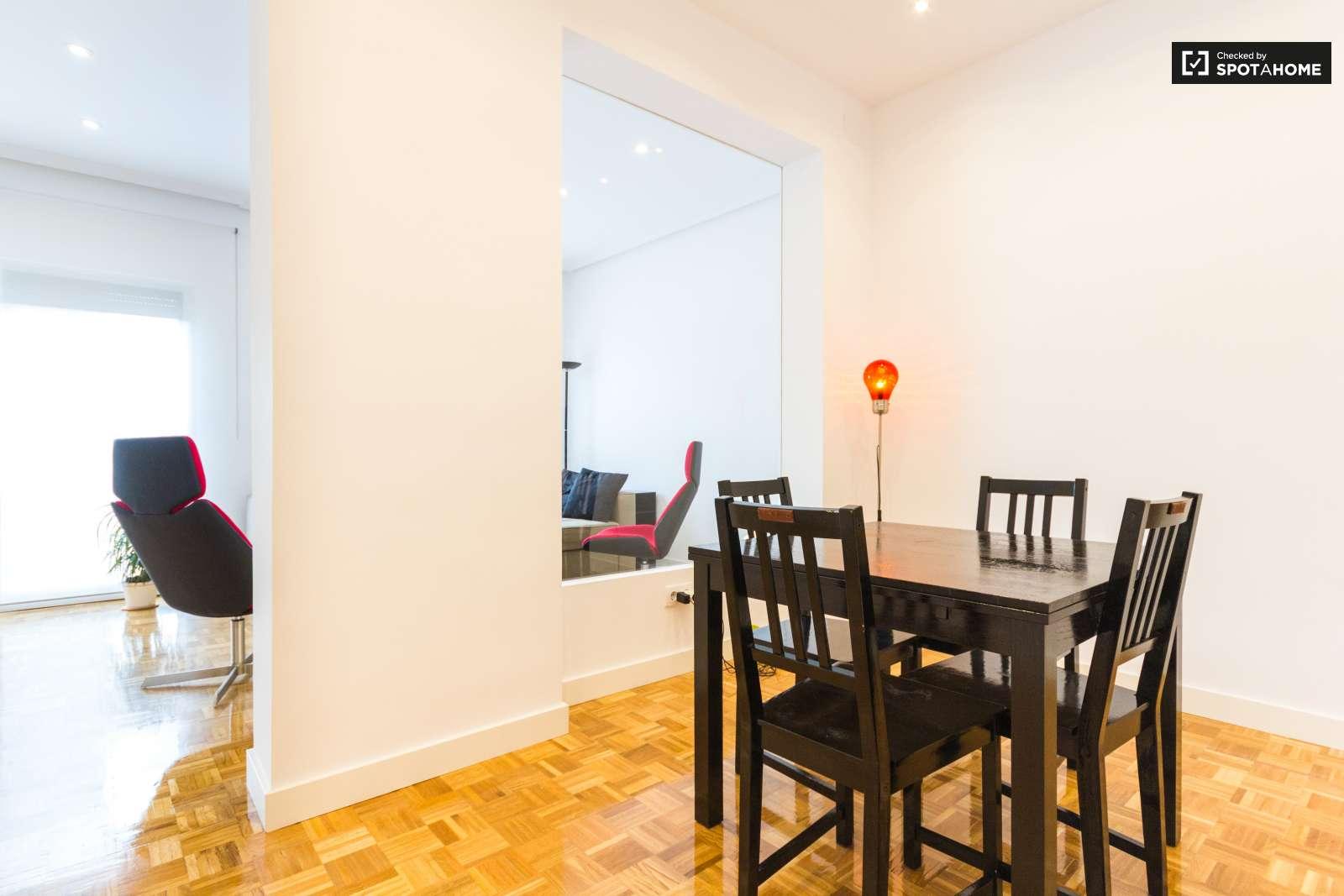 Habitaci n equipada en piso compartido en cuatro caminos for Alquiler piso cuatro caminos