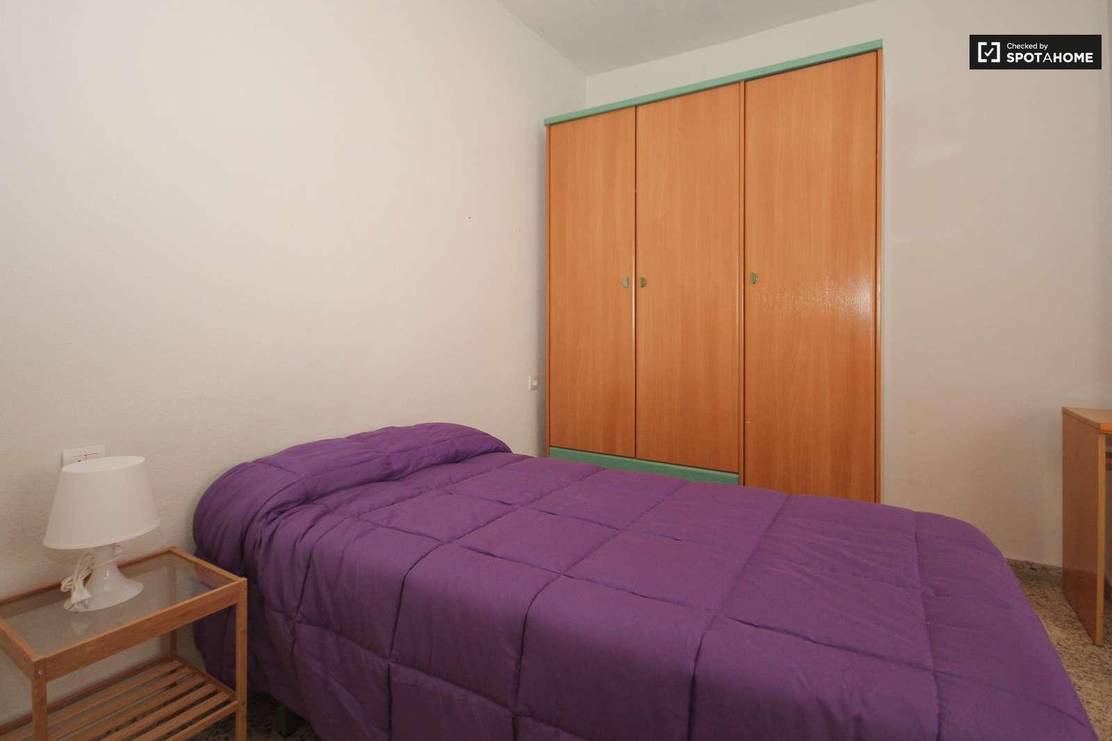 Habitación amueblada en piso compartido en Ronda, Granada (ref ...