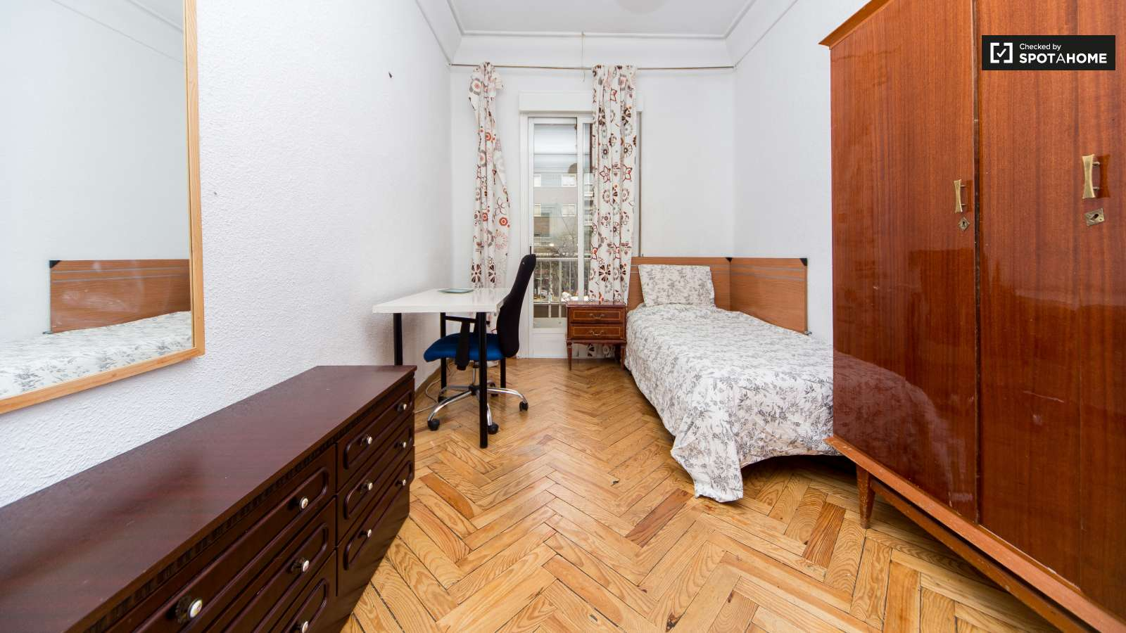 Single Bedroom Nice Rooms In 5 Room Apartment Spotahome