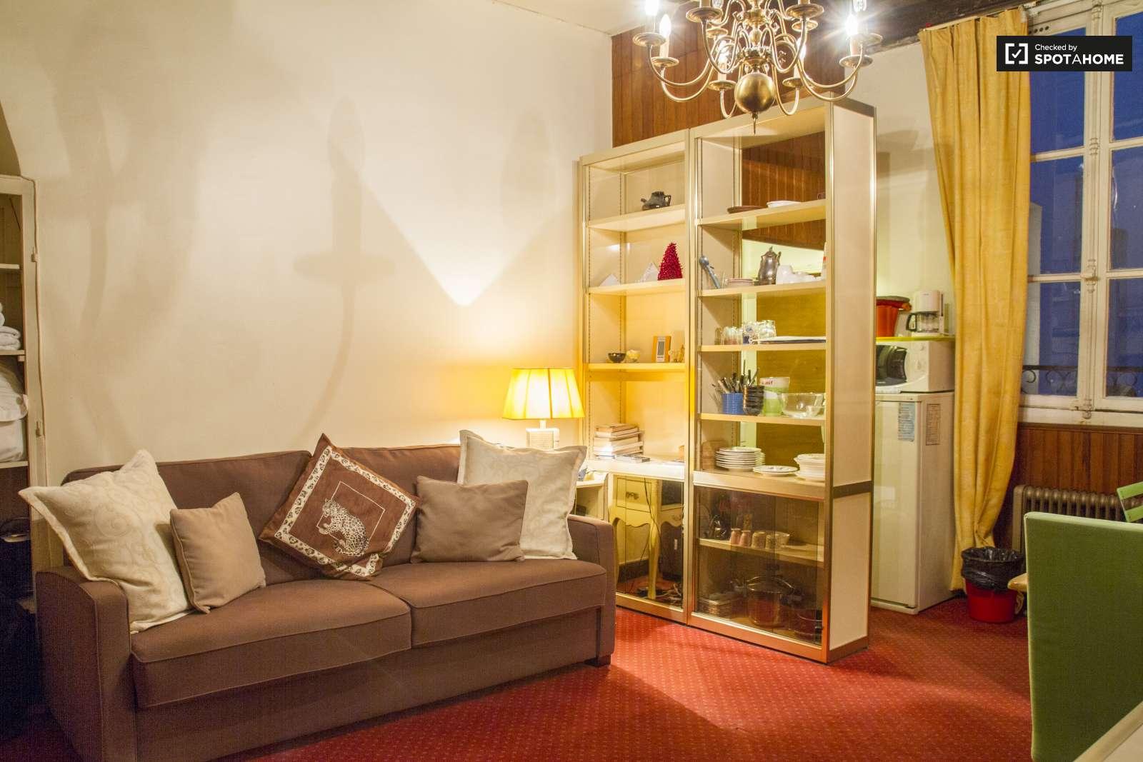 Studio apartment for rent in Paris 6 (ref: 154430) | Spotahome