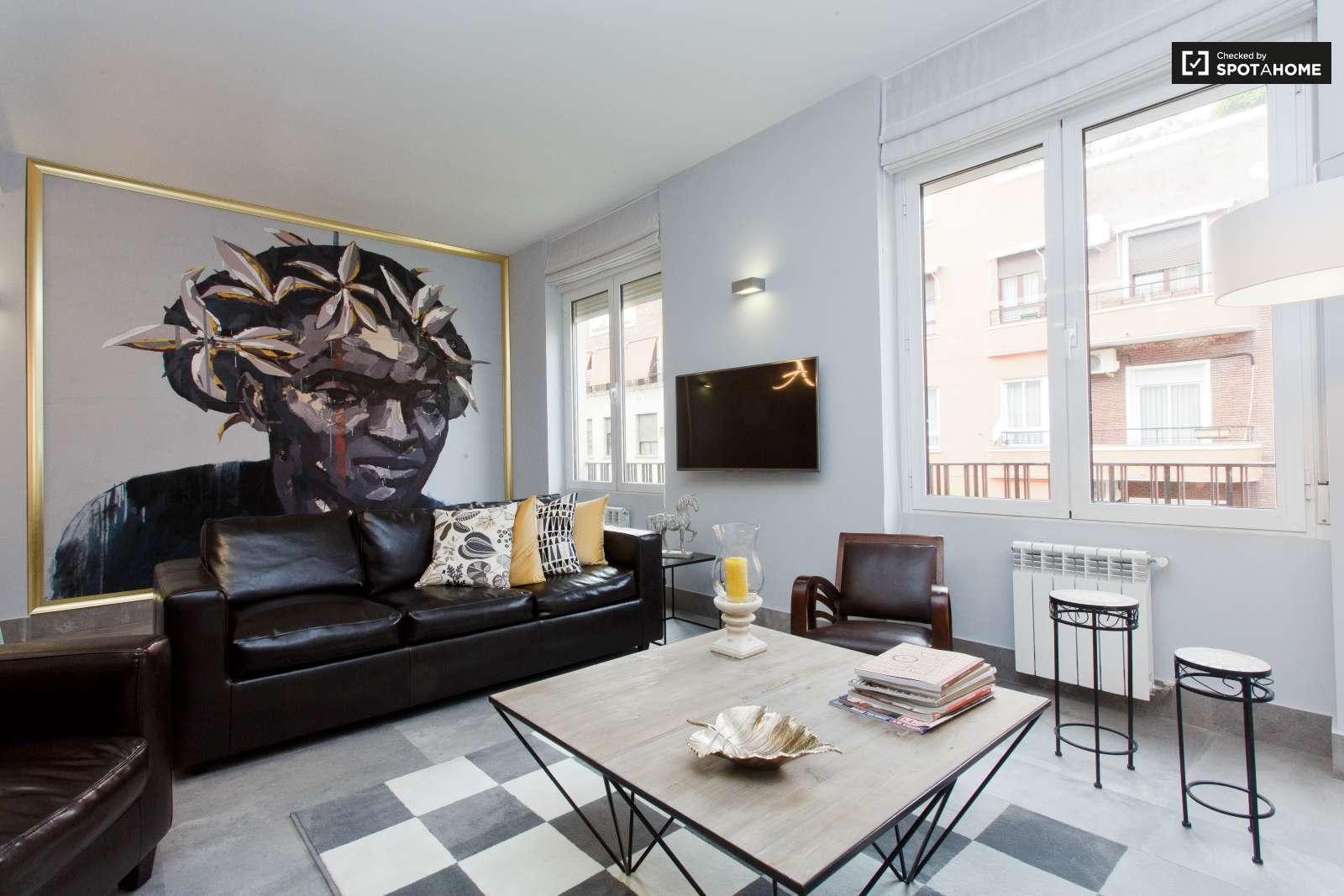 Luxury 2-bedroom apartment with sauna for rent in Salamanca ...