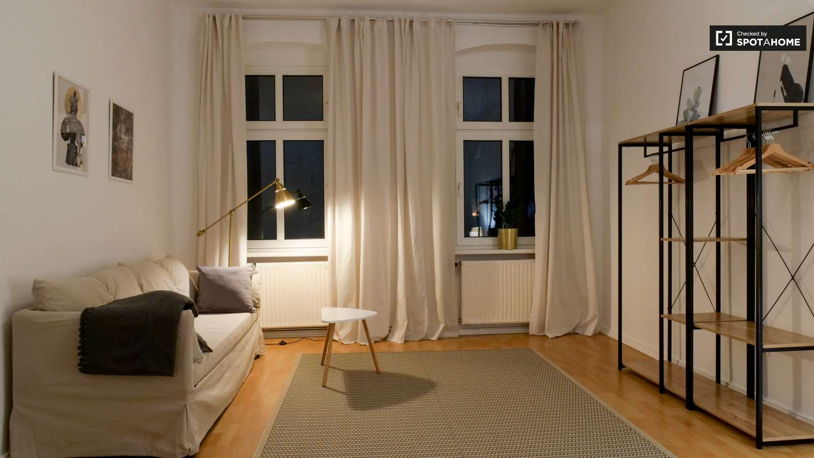 First single apartments greifswald