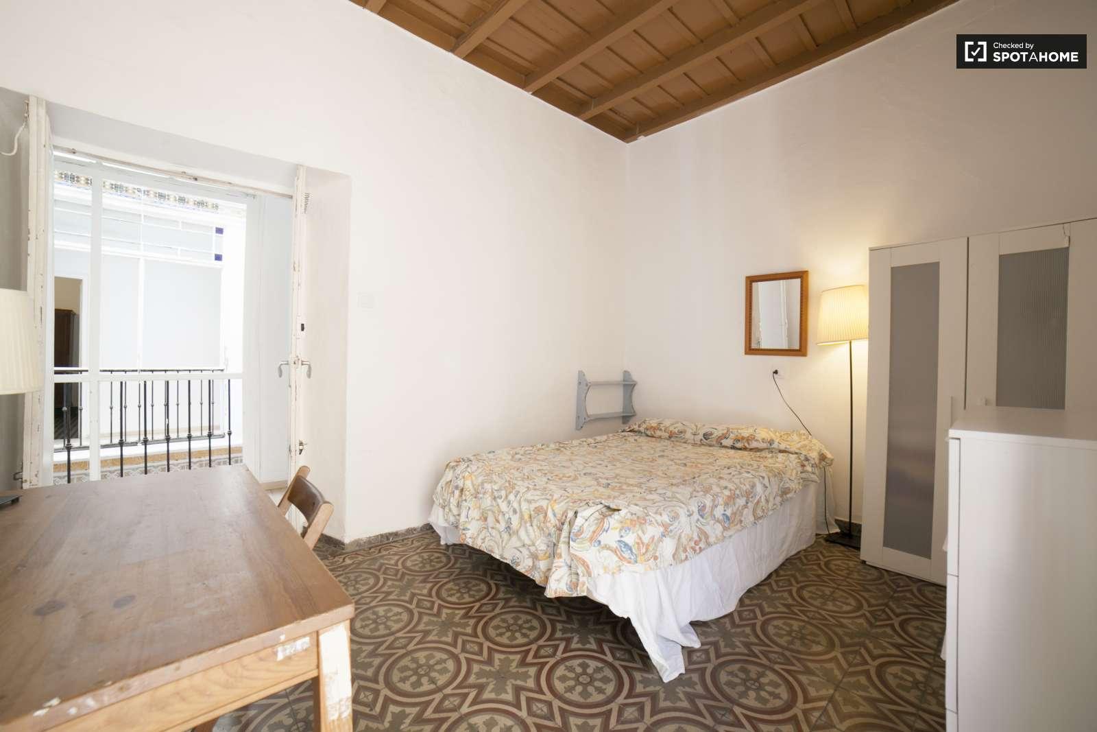 Bedroom 1A Living room Furnished room
