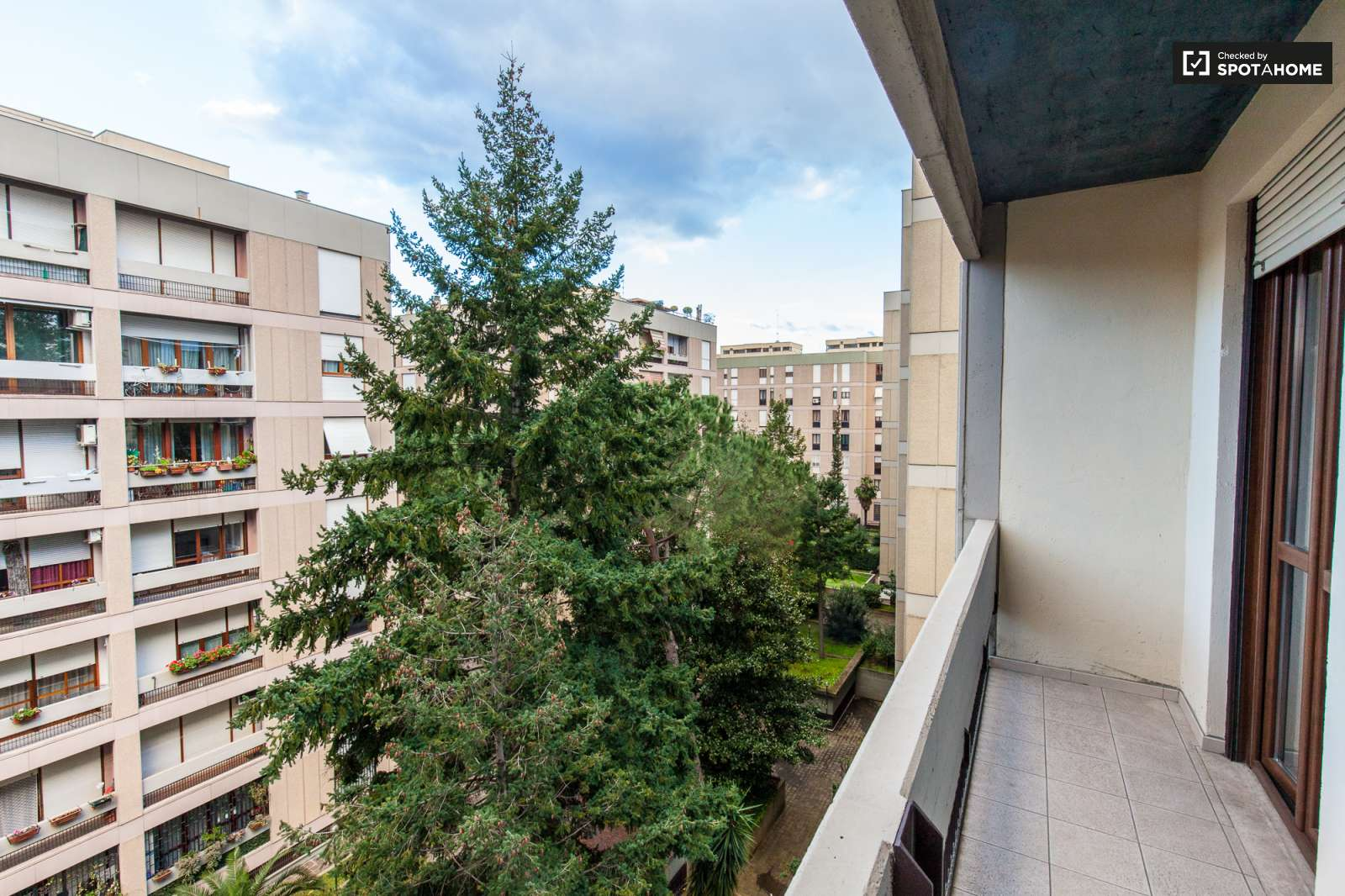 Spaziose stanze in affitto in un appartamento con 3 camere for 3 camere da letto finito seminterrato in affitto