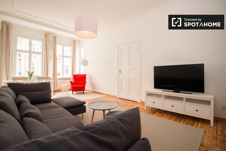 1-bedroom flat for rent in Friedrichshain, Berlin