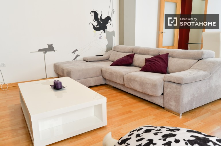 Elegant 2 bedroom apartment in La Saïdia Valencia