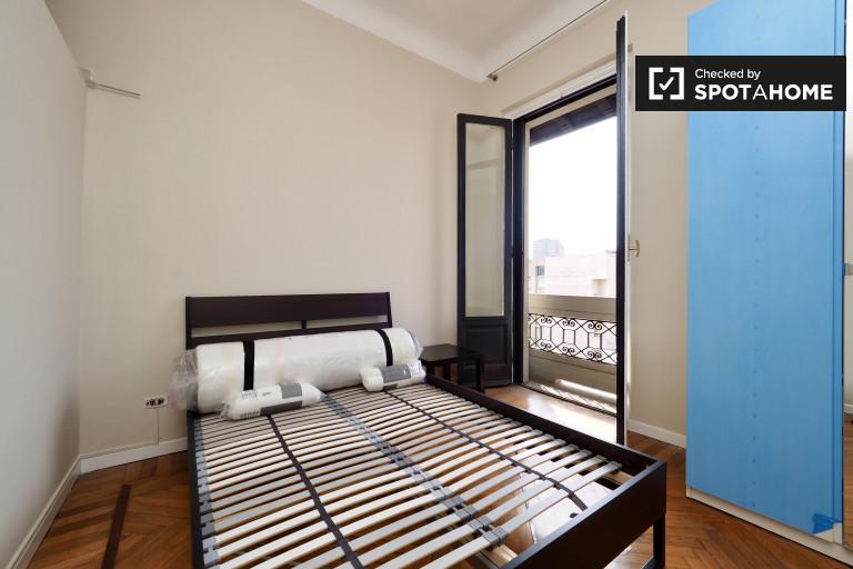Chambre à louer dans un appartement de 3 chambres à Garibaldi, Milan