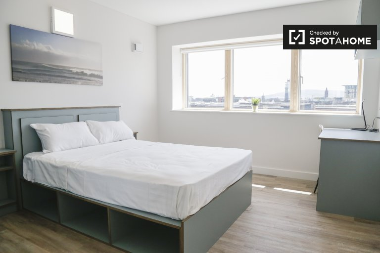 Rooms for rent in student residence in Stoneybatter, Dublin