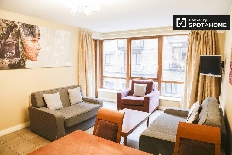 Liberties, Dublin'de kiralık 2 yatak odalı daire