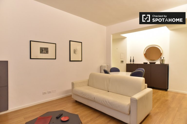 Stylish 1-bedroom apartment for rent in San Giovanni, Rome
