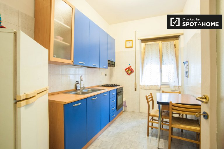 2-bedroom apartment for rent in Tor Di Quinto, Rome