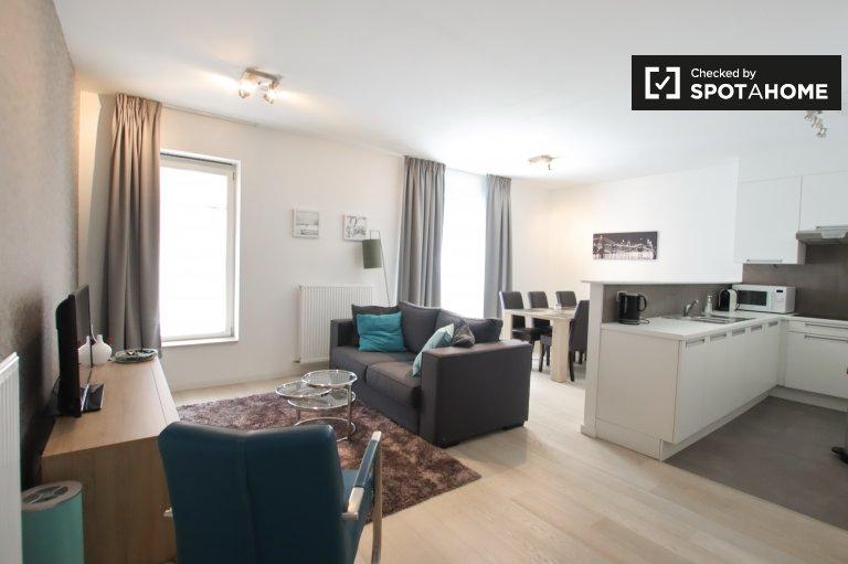 Apartamento de 2 quartos para alugar em Etterbeek, Bruxelas