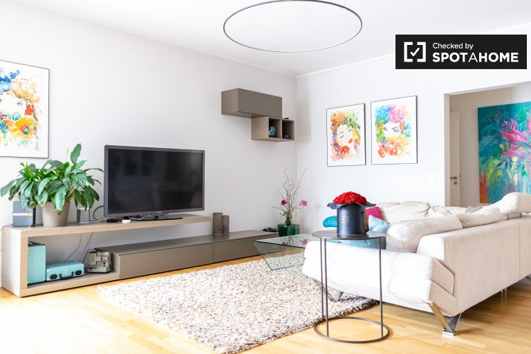 Apartament z 4 sypialniami do wynajęcia w Prenzlauer Berg