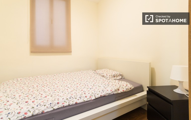 Innenbereich 1-Zimmer-Wohnung zu vermieten in Lavapies, Madrid