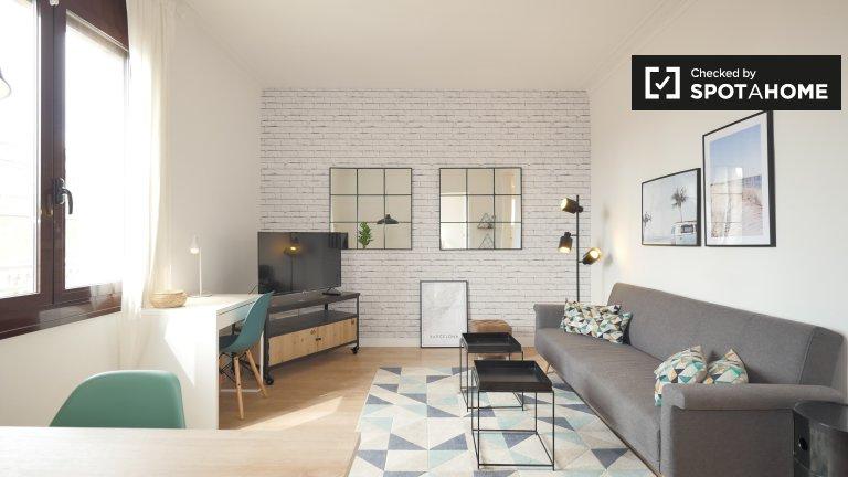 appartement de 2 chambres à louer à Barri Gòtic, Barcelone