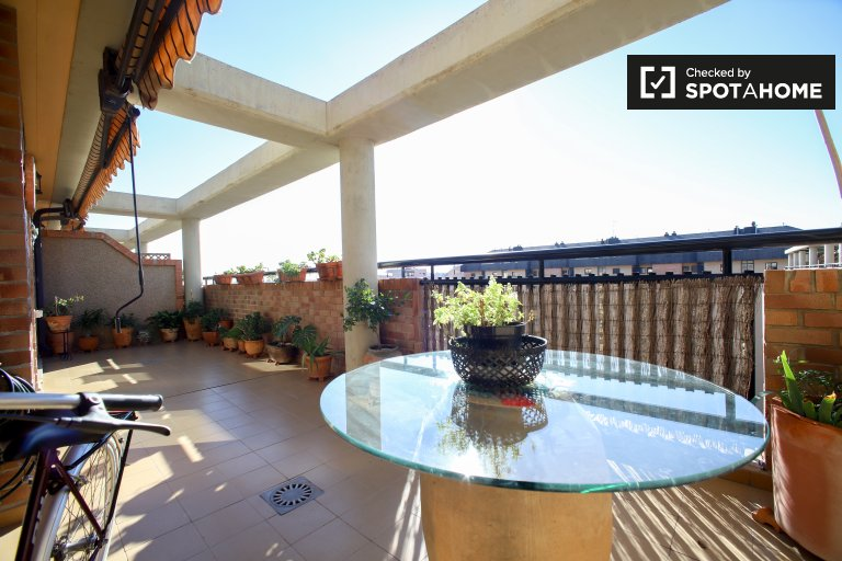 3-bedroom apartment for rent in Benimaclet, Valencia