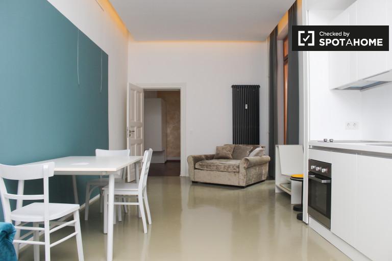 Moderne 2-Zimmer-Wohnung zu vermieten, Friedrichshain, Berlin
