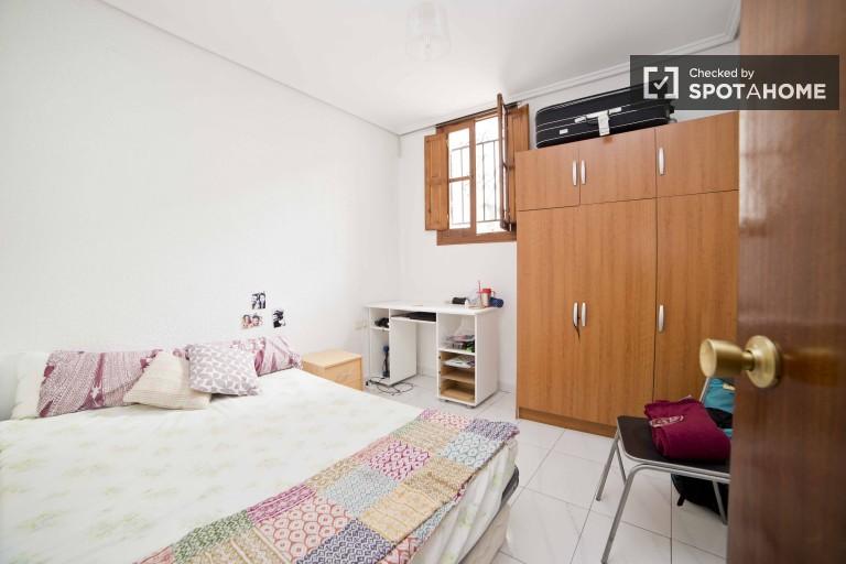 Valencia Center Öğrencileri için büyük 4 yatak odalı apart