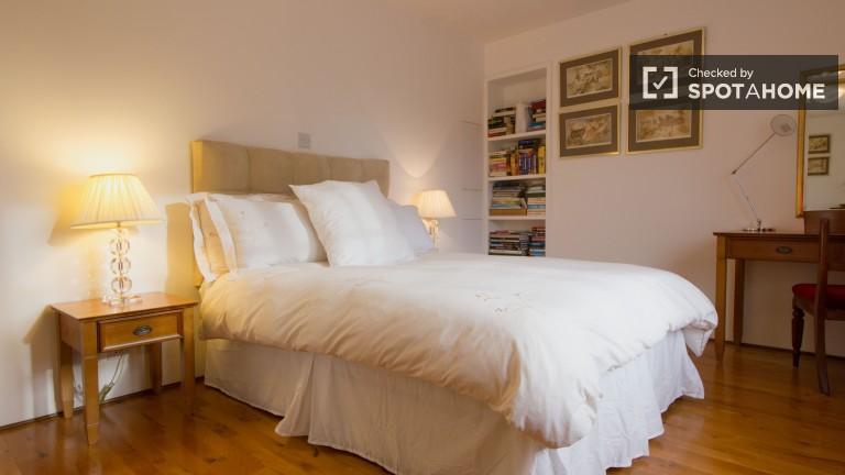 Quarto exterior em apartamento compartilhado em Rathgar, Dublin