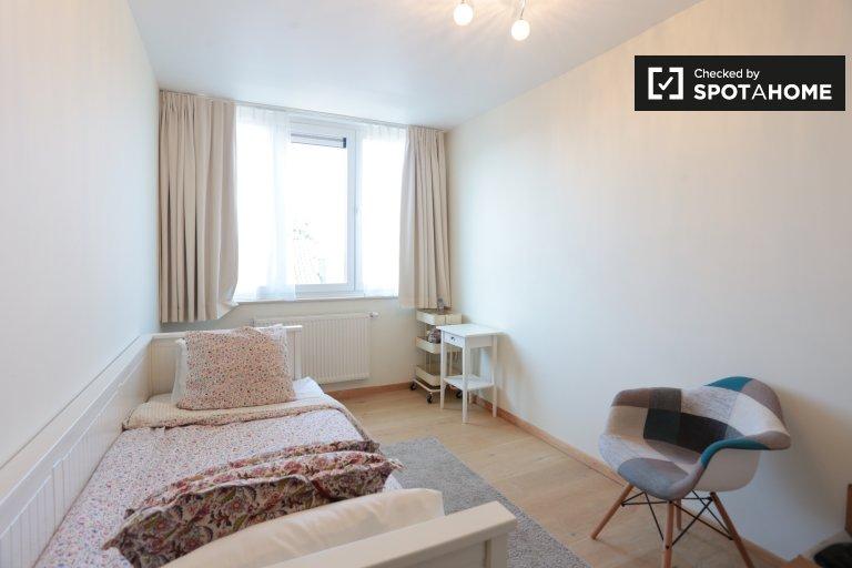 Stanza elegante in affitto a Berchem, Bruxelles