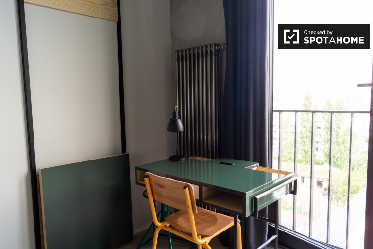 Fabulous studio apartment for rent in Mitte, Berlin