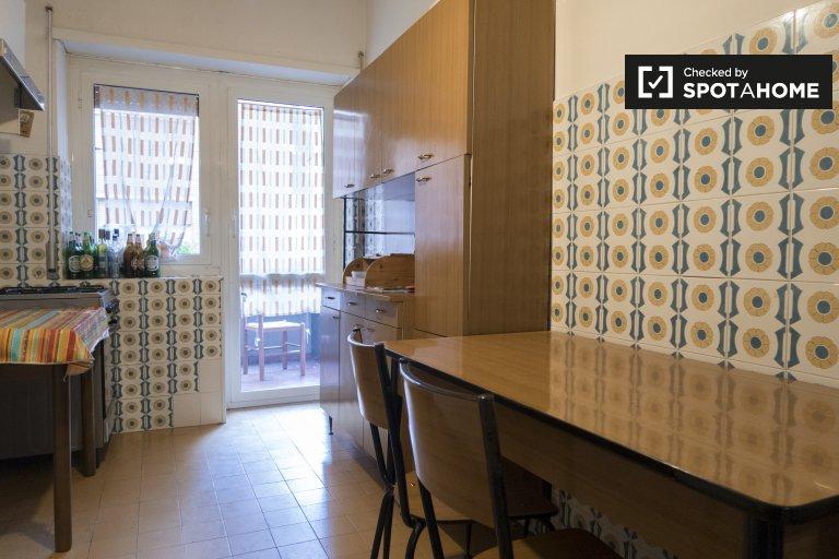 Charmant appartement 3 chambres à louer à Tiburtina, Rome