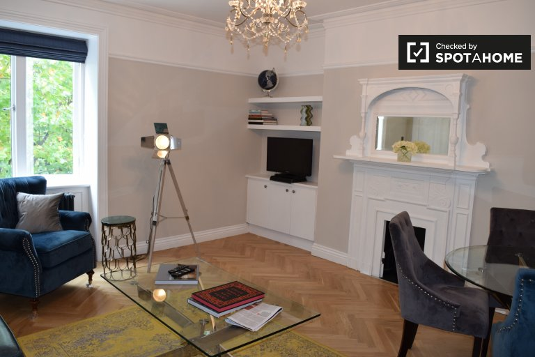 Charming 3-bedroom apartment to rent in Downtown, Dublin