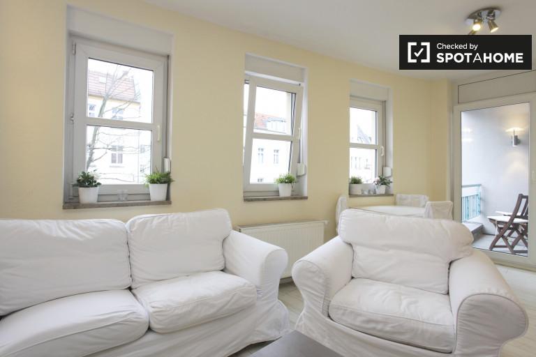 apartamento de 1 dormitorio en alquiler en Lichtenberg, Berlín