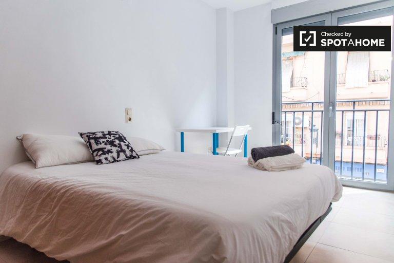 Zimmer in 4-Zimmer-Wohnung in Quatre Carreres, Valencia