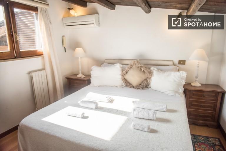 Appartement de 4 chambres à Rome avec tous les services inclus