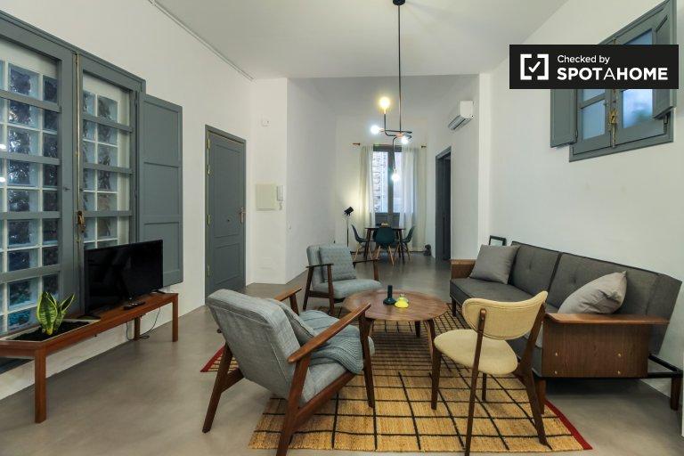 Apartamento de un dormitorio en alquiler en Barri Gòtic, Barcelona