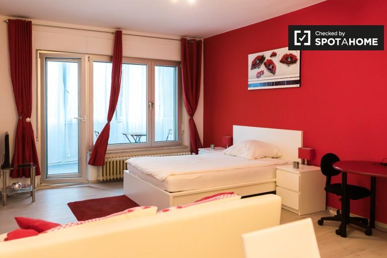 Moderno apartamento de 1 dormitorio en alquiler en Reinickendorf, Berlín