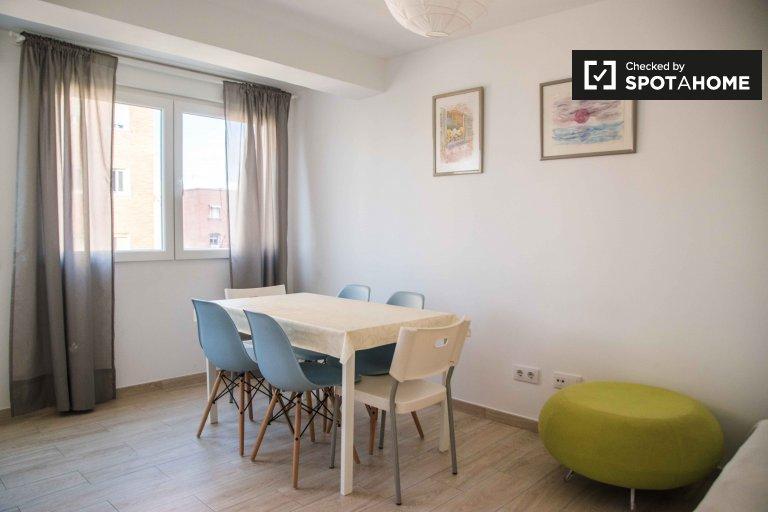 2-Zimmer-Wohnung zur Miete in L'Olivereta, Valencia