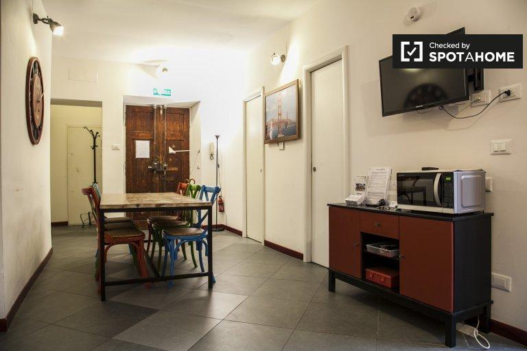 Bel appartement de 3 chambres à louer dans le centre de Rome