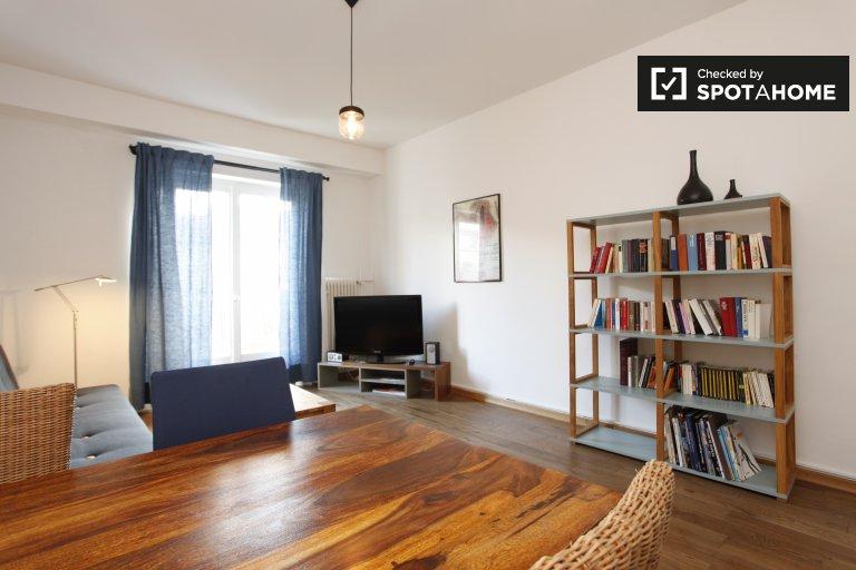 Spacious 1-bedroom apartment for rent in Charlottenburg-Wilmersdorf