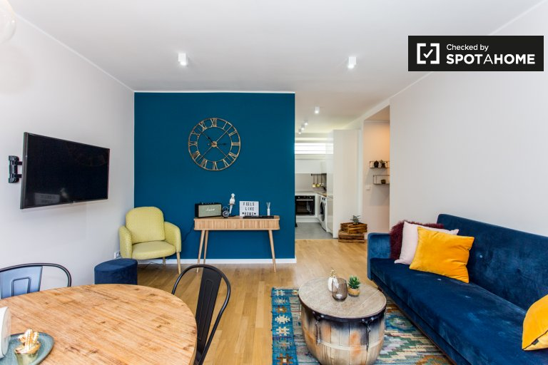 Charming apartment 1 bedroom for rent in Wilmersdorf, Berlin
