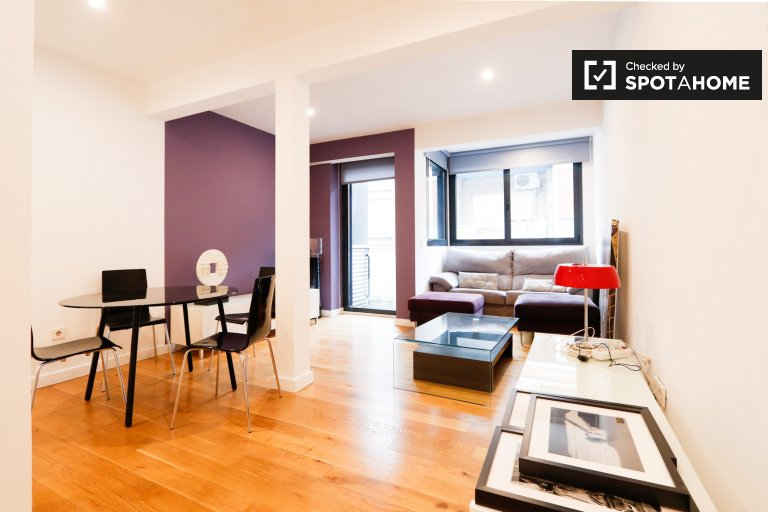 2-bedroom apartment for rent in Guindalera, Madrid