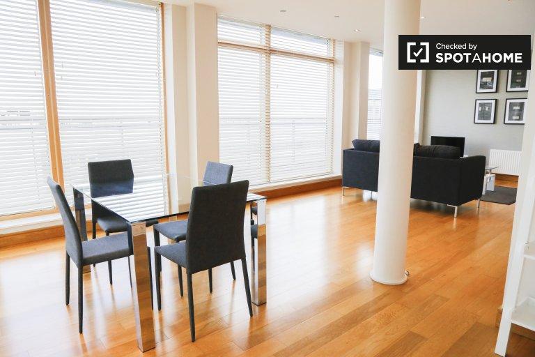 Apartamento com 2 quartos para alugar para alugar em Tipperstown, Dublin