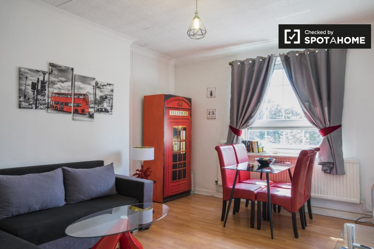 Lindo apartamento de 2 quartos para alugar em Tower Hamlets, Londres