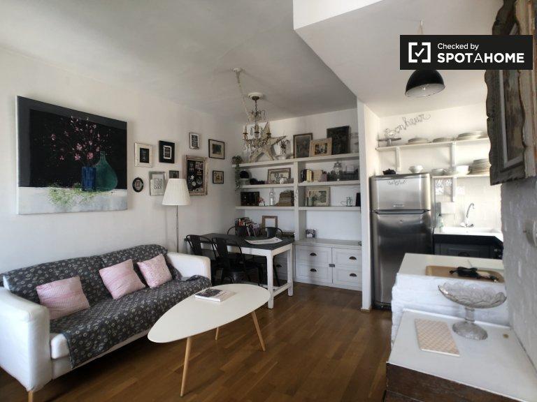 1-bedroom apartment for rent in 18th arrondissement, Paris