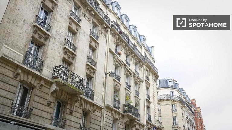 Stylowy 2-pokojowy apartament do wynajęcia w Vaugirad w Paryżu