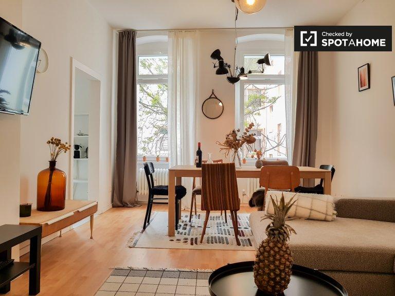 Appartamento con 1 camera da letto in affitto a Kreuzberg, Berlino