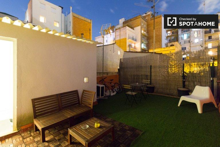 Appartamento monolocale in affitto a El Clot, Barcellona
