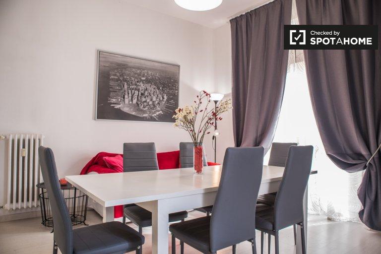 Appartement élégant de 3 chambres à louer, San Pietro, Rome