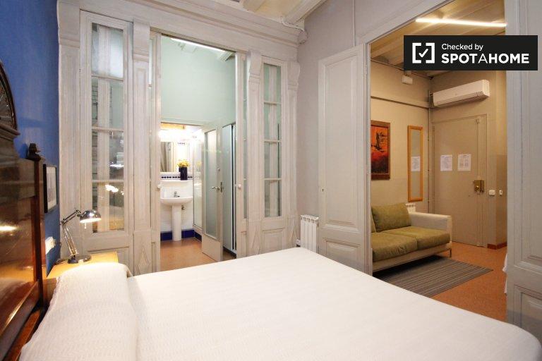 1-pokojowe mieszkanie do wynajęcia w pobliżu Parc de la Ciutadella