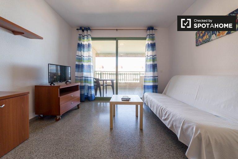 2-pokojowe mieszkanie do wynajęcia w Alboraya, Valencia