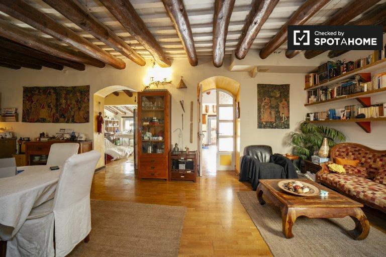 apartamento de 1 dormitorio en alquiler en El Raval, Barcelona