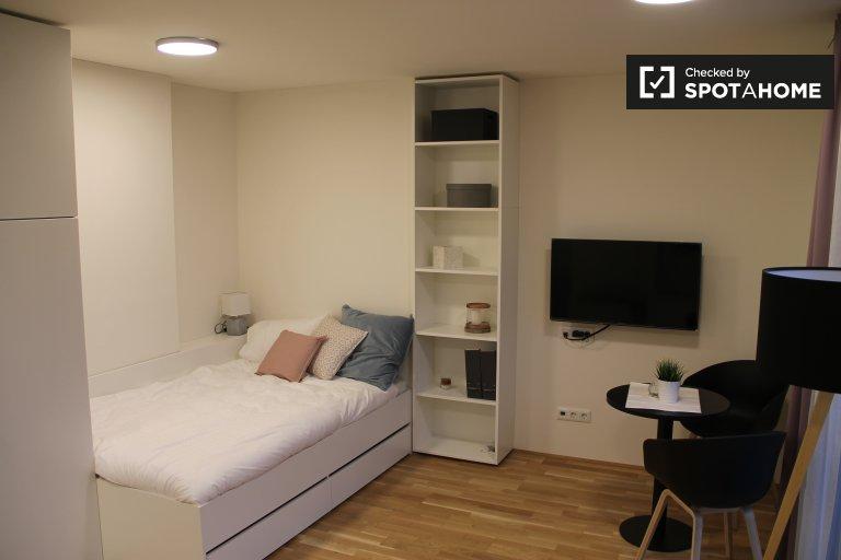 Comfortable studio apartment for rent in Brigittenau, Vienna