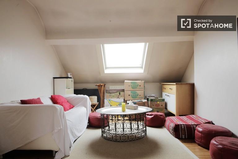 Acogedor apartamento de 1 dormitorio en alquiler - Uccle, Bruselas